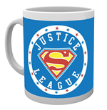 Dc Comics - Superman - Justice League (Tazza)