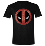 Deadpool - Foil Logo Black (T-SHIRT Unisex )