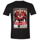 Deadpool - Deadpool VS. Deadpool Black (T-SHIRT Unisex )
