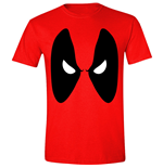Deadpool - Angry Eyes Red (T-SHIRT Unisex )