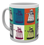 Tazza Doctor Who - Pop Art