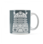 Doctor Who - Grey Dalek (Tazza)