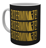 Doctor Who - Exterminate (Tazza)