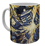 Doctor Who - Exploding Tardis (Tazza)
