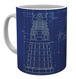 Doctor Who - Dalek (Tazza)
