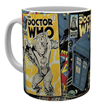 Doctor Who - Comics (Tazza)