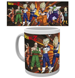 Dragonball Z - Z Fighters (Tazza)