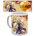 Dragonball Z - Super Saiyans (Tazza)