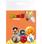 Dragonball Z - Mix (Badge Pack)