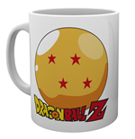 Dragonball Z - Ball & Logo (Tazza)