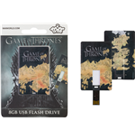 Game Of Thrones - Map - Card USB 8GB