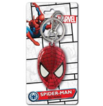 Spider-Man - Head Colour Pewter (Portachiavi)