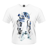Star Wars The Force Awakens - R2D2 Chopped (T-SHIRT Unisex )