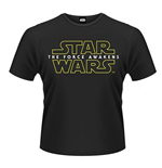 Star Wars The Force Awakens - Logo (T-SHIRT Unisex )