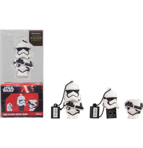 Chiavetta USB 16GB Star Wars - The Force Awakens - Stormtrooper
