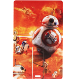 Star Wars - The Force Awakens - BB-8 - Card USB 8GB