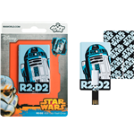 Star Wars - R2-D2 - Card USB 8GB