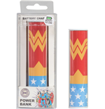 Dc Comics - Wonder Woman - Power Bank 2600 mAh