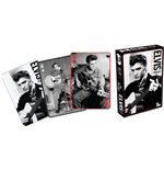 Elvis Presley - Black And White (Carte Da Gioco)