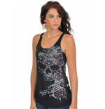 Alchemy - Aea Kansas Moon Rose Black (top Donna )