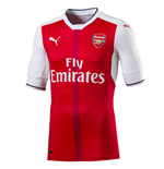 Maglia Arsenal 2016-2017 Puma Home Authentic