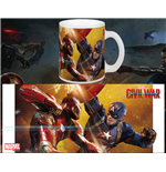 Tazza Captain America 213972