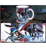 Tazza Captain America 213974
