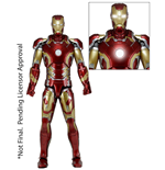 Action figure Iron Man 214058