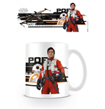 Tazza Star Wars Episode VII Poe