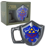 Tazza The Legend of Zelda Hylian Shield 11 cm