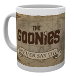 Tazza I Goonies - Never Say Die