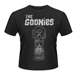 Goonies (THE) - The Key (T-SHIRT Unisex )