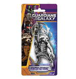 Guardians Of The Galaxy - Rocket Raccoon Figure Pewter (Portachiavi)