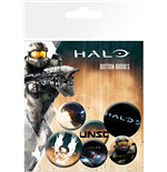 Halo 5  - Mix (badge Pack)