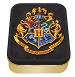 Scatola Metallica Harry Potter - Hogwart's Crest