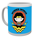 Justice League - Wonder Woman Chibi (Tazza)