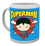 Justice League - Superman Chibi (Tazza)
