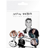 Justin Bieber - Mix 2 (Badge Pack)
