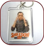 Big Bang Theory (The) - Sheldon (Portachiavi)