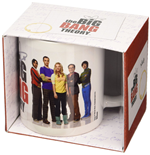 Tazza The Big Bang Theory - Group Portrait