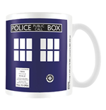 Doctor Who - Tardis (Tazza)