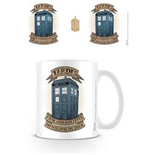 Doctor Who - Tardis Tattoo (Tazza)