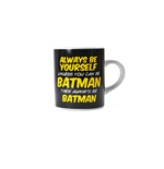 Batman - Be Batman (Tazza Mini)