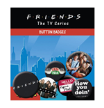 Friends - Characters (Badge Pack)