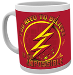 Tazza Dc Comics - Flash - Believe