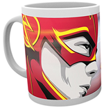 Tazza Dc Comics - Flash - Lightning Strikes 2