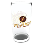 Bicchiere Dc Comics - Flash - Logo