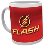 Tazza Dc Comics - Flash - Logo