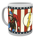 Dc Comics - Flash Vintage (Tazza)