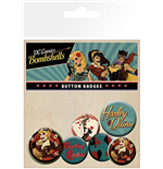 Dc Comics - Harley Quinn Bombshell (Badge Pack)